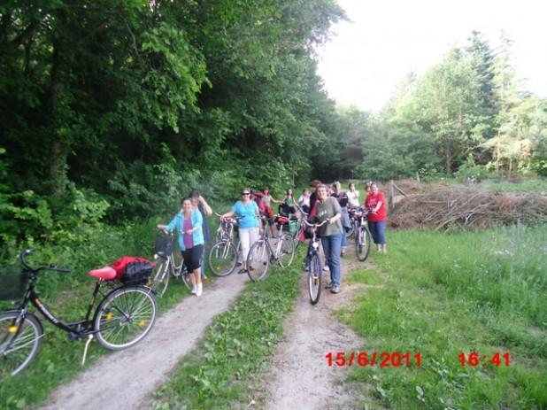 Fahrradtour Juni 2011