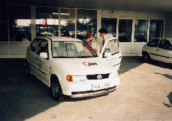 Erwerb eines VW Polos März 1996