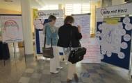 AWO Fachtag 12.9.12 Bild 16 Ausstellung Ergebnisse der Workshops
