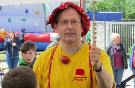 AWO-Tag 2015 Kinderzirkus Zimpanelli