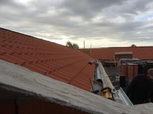 Kita Sassnitz - aktueller Baufortschritt Sep 2016